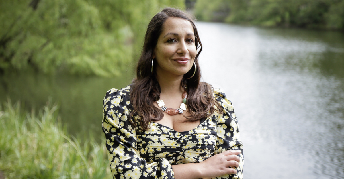 Nisha Bhakoo Contemporary British Poet